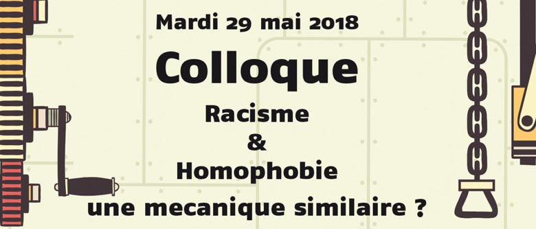 You are currently viewing Colloque «Racisme & Homophobie :une mécanique similaire ?»