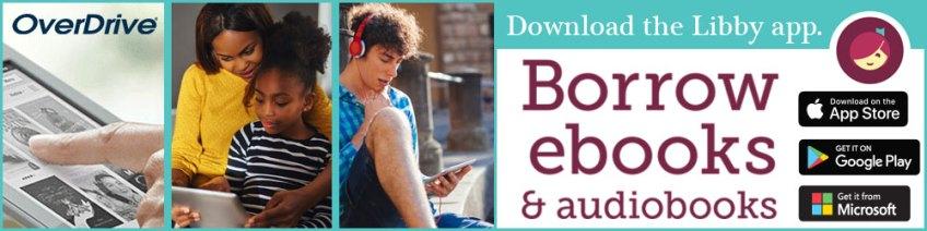 Overdrive: Download eBooks & audiobooks