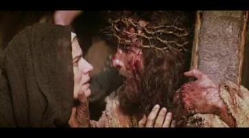 Jesus meets Mary