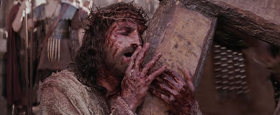 the passion of the christ jesus embraces the cross passion206