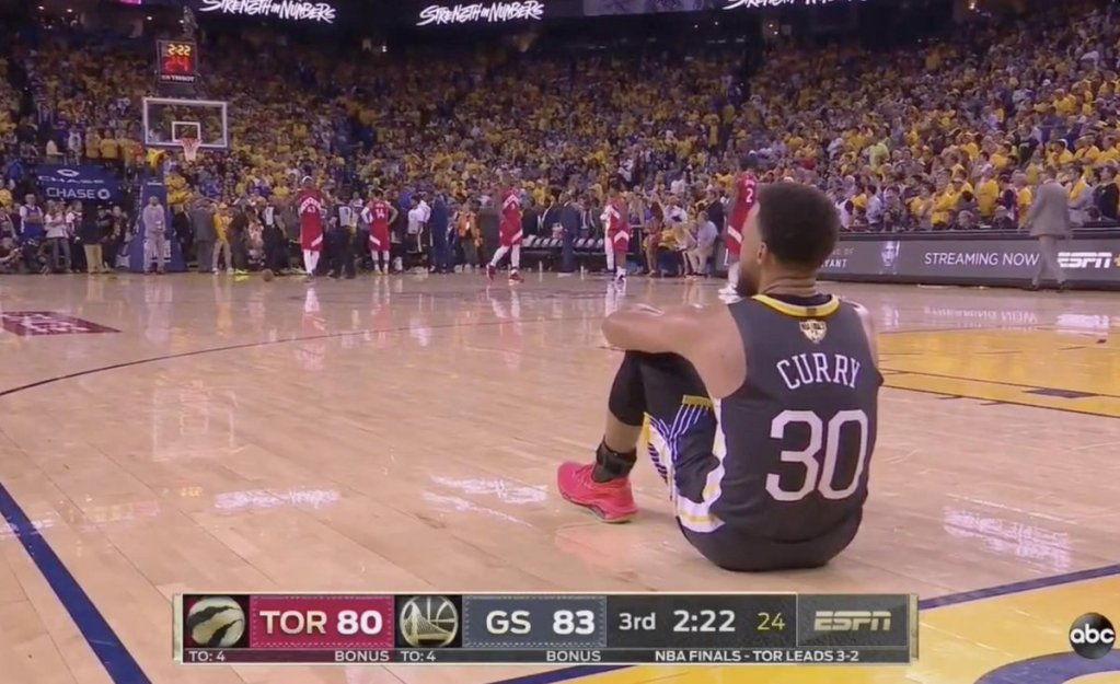 stephen curry game 6