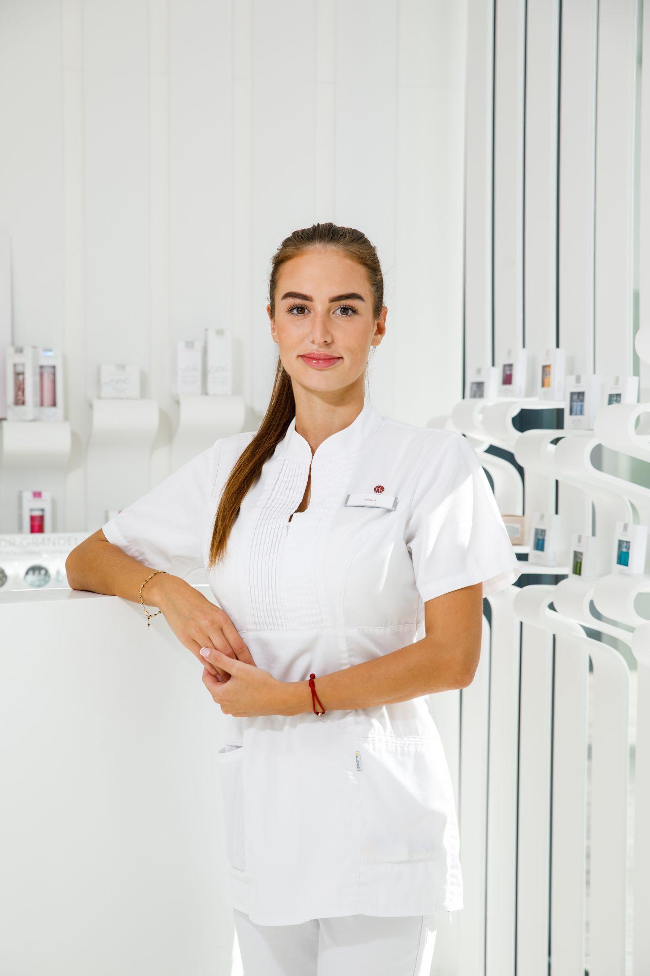 Viktória Jurčíková, kozmetička Concept Clinic