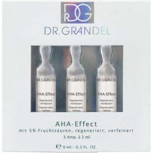 Ampulky DR.GRANDEL - AHA Effect, Concept clinic