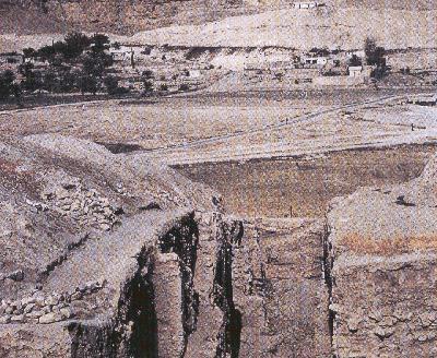 耶利哥古城