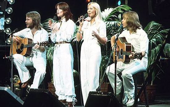 Photo of Abba...UNSPECIFIED - JANUARY 01: Photo of Abba (Photo by Michael Ochs Archives/Getty Images)