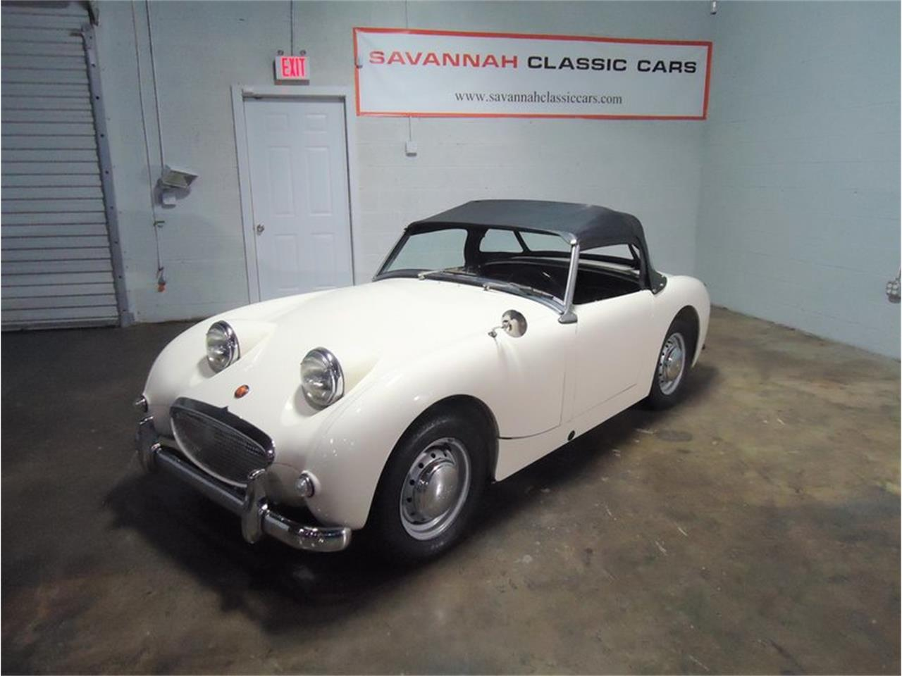 1959 Austin Healey Sprite for Sale   ClassicCars com   CC 1027878 Large Picture of  59 Sprite   M146