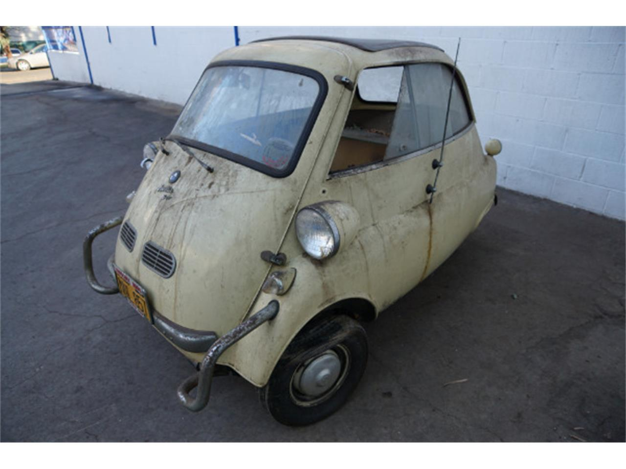 1957 BMW Isetta for Sale   ClassicCars com   CC 1066076 Large Picture of  57 BMW Isetta located in California    29 500 00   MUL8