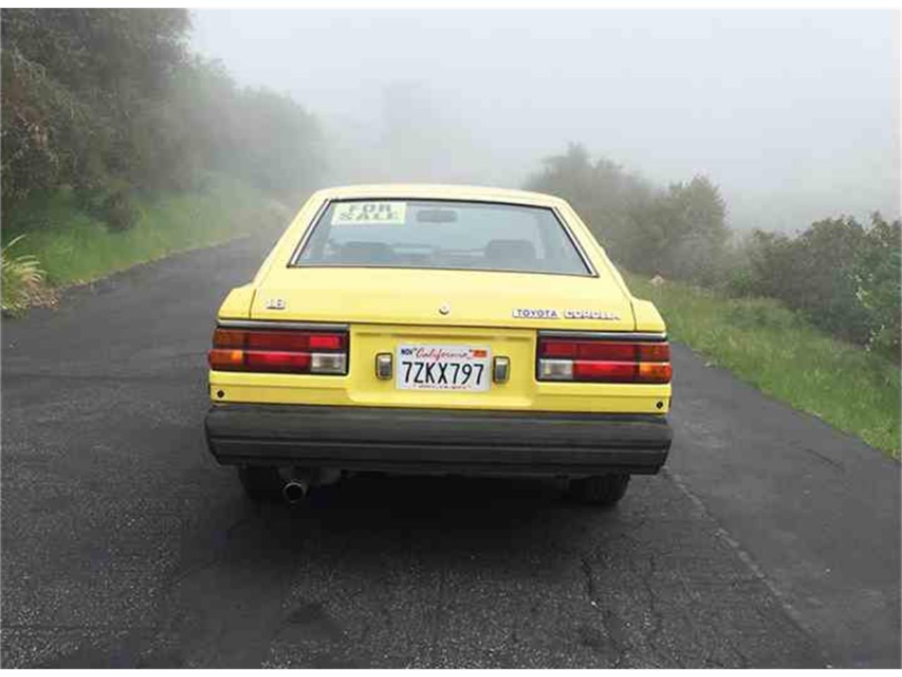 Corolla 1980 Drag Toyota