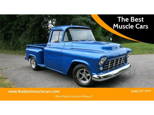 1955 Chevrolet Pickup for Sale on ClassicCars com 1955 Chevrolet Pickup