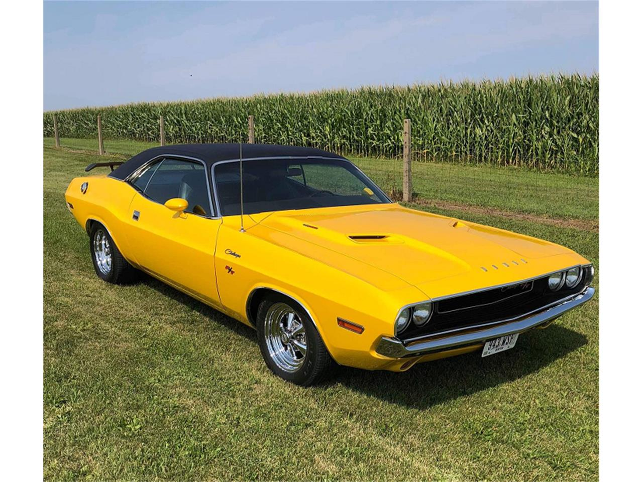 Pack Rt 440 Dodge Challenger Six 70