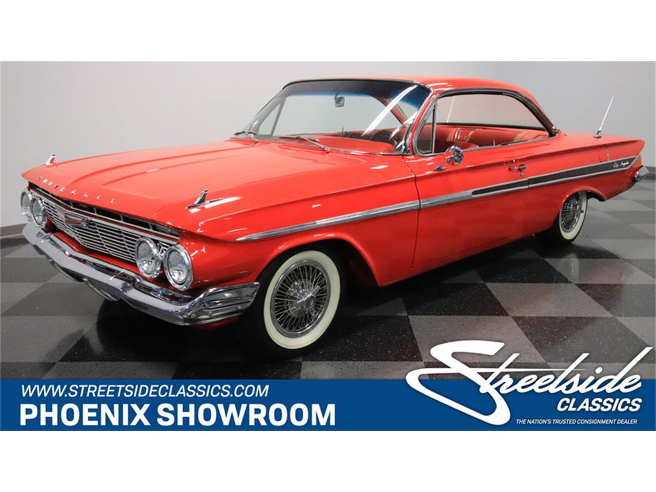 1961 Chevrolet Impala for Sale on ClassicCars com 1961 Chevrolet Impala