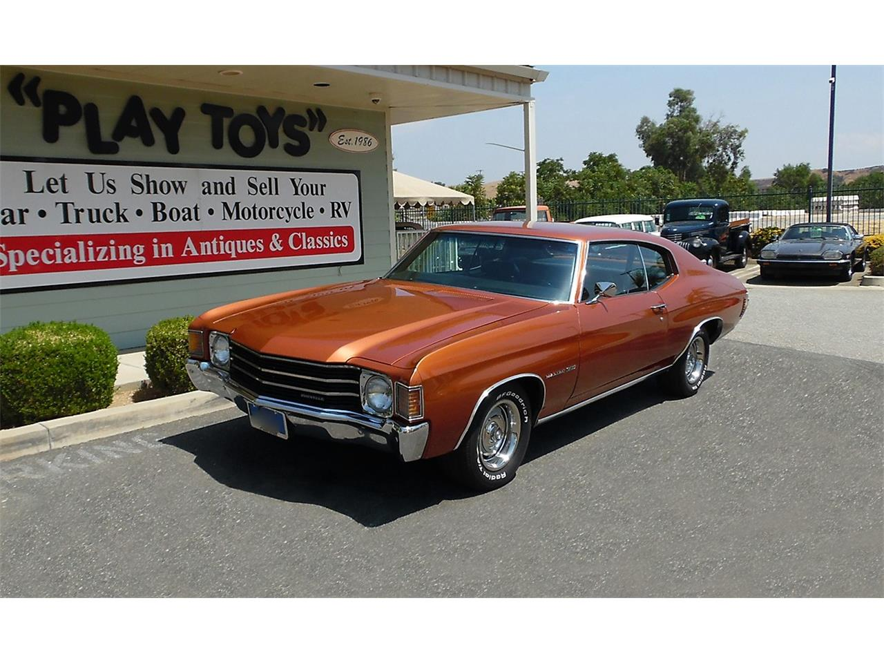 1972 Chevrolet Chevelle for Sale on ClassicCars com 1972 Chevrolet Chevelle