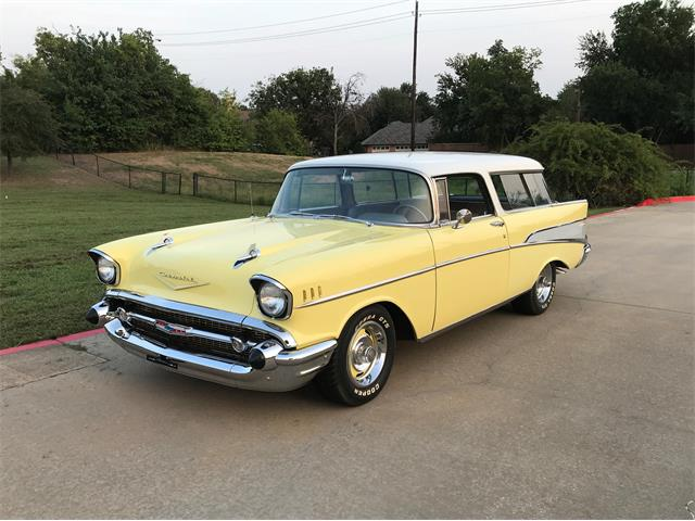 1957 Chevrolet Bel Air for Sale on ClassicCars com 1957 Chevrolet Bel Air Nomad