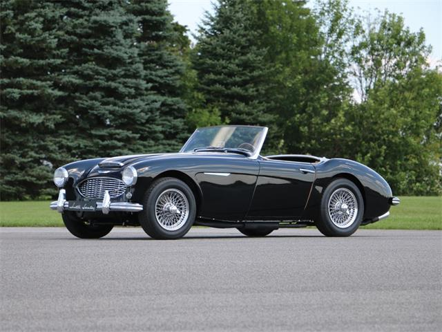 1961 to 1963 Austin Healey 3000 for Sale on ClassicCars com 1961 Austin Healey 3000 Mk I BN7