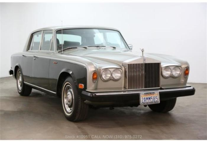 Classic Rolls Royce For Sale On Classiccarscom