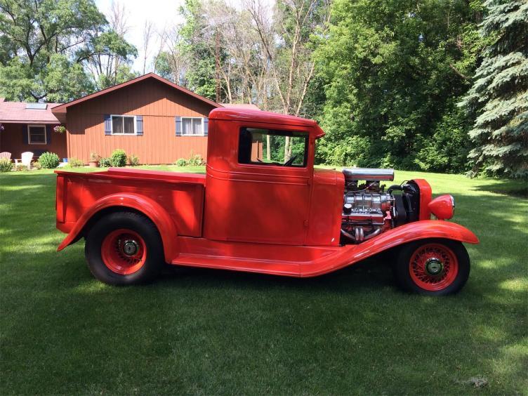 1932 Chevrolet Pickup for Sale | ClassicCars.com | CC-692389