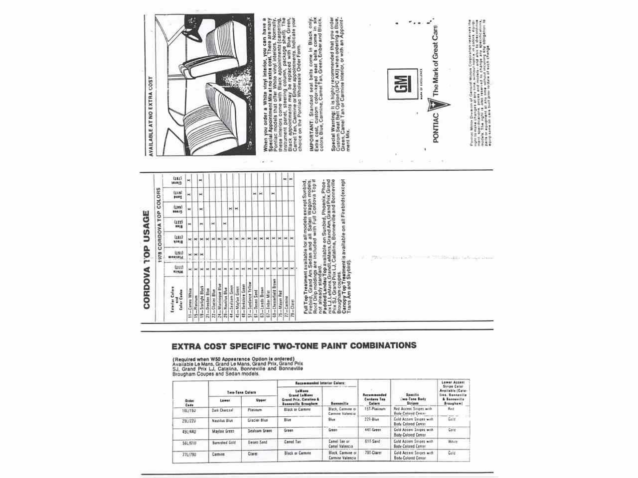 Pontiac Firebird Trans Am For Sale