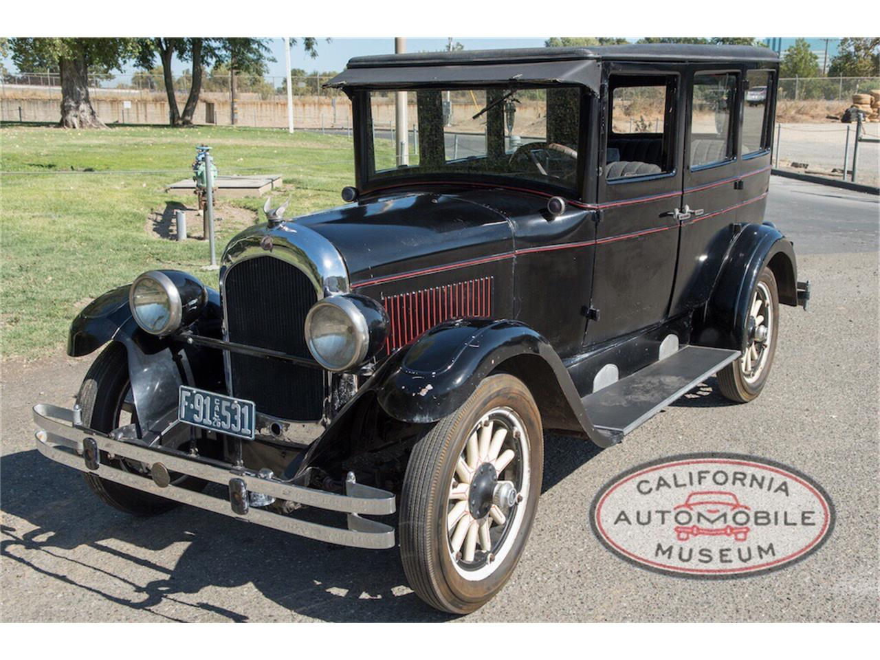 1926 Chrysler Series 60 Sedan for Sale   ClassicCars com   CC 909929 Large Picture of  26 Series 60 Sedan   JI3T