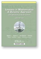 Lessons in Mathematics: A Dynamic Approach book