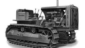 Iron Profile: The Caterpillar D8 Through History - Classic