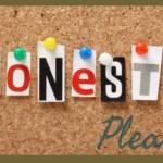 CCM 003- Honesty Please