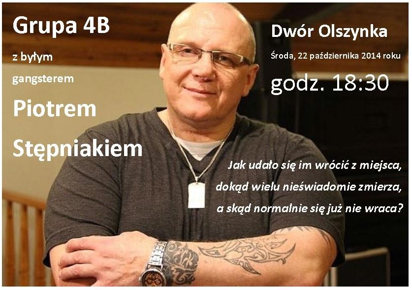Grupa 4B z Piotrem Stępniakiem