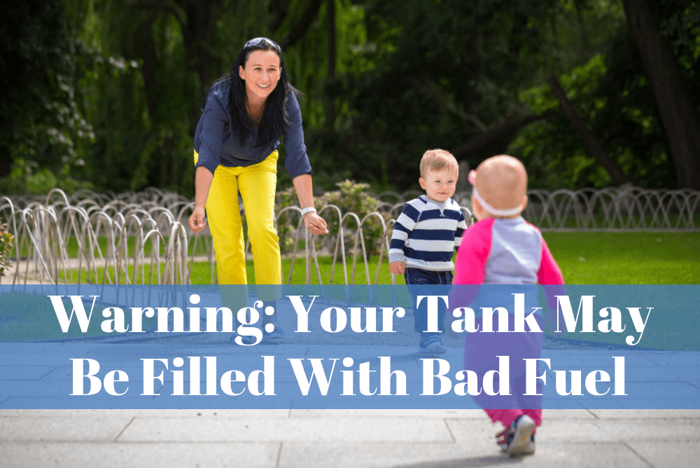 Warning: Your Tank May Be Filled With Bad Fuel