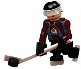 2013 14 OYO NHL Minifigures Checklist  Details  Shopping Guide  More 2013 14 OYO NHL Minifigures mark the