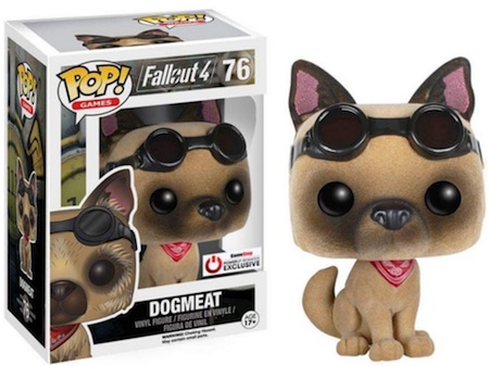 Funko Pop Fallout 4 Figures Checklist Exclusives List