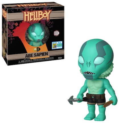 5STAR HELLBOY - ABE SAPIEN SDCC 2019 VF
