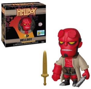 5STAR HELLBOY - HELLBOY SDCC 2019 VF