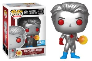 POP DC CAPTAIN ATOM (WC2020 / Modern) VF [333]