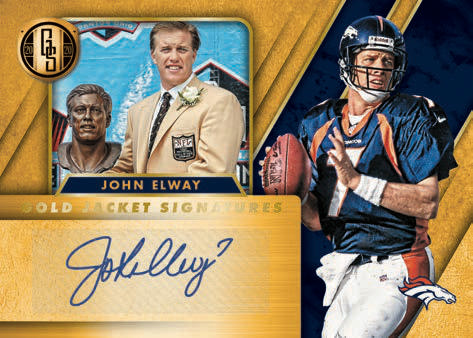 2020 Panini Gold Standard Football Cards - Checklist Added 5