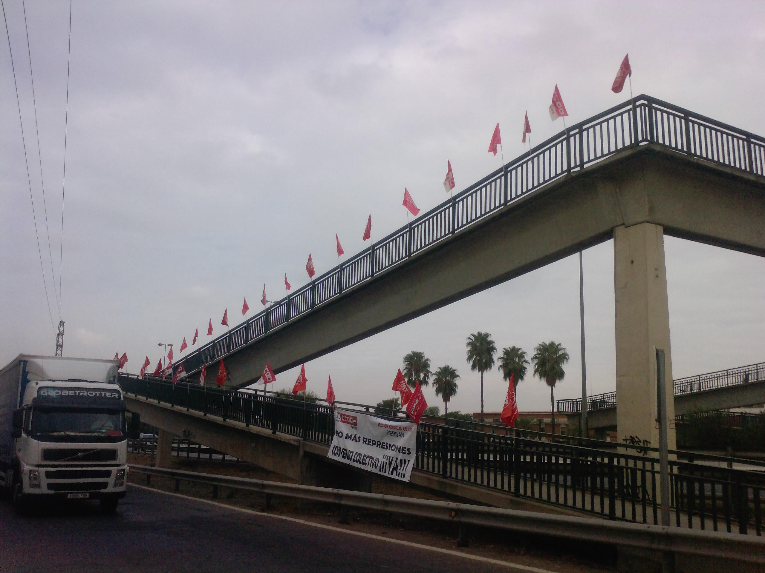 Puente banderas