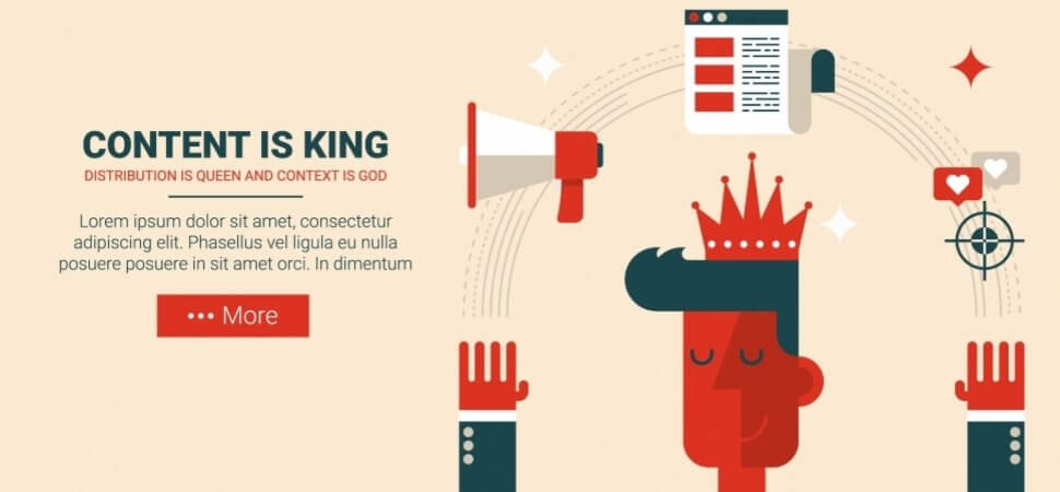 With Online Ads Impact on the Decline, Is Content Finally King?