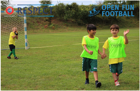 Read more about the article Migrant children participate in OFFS