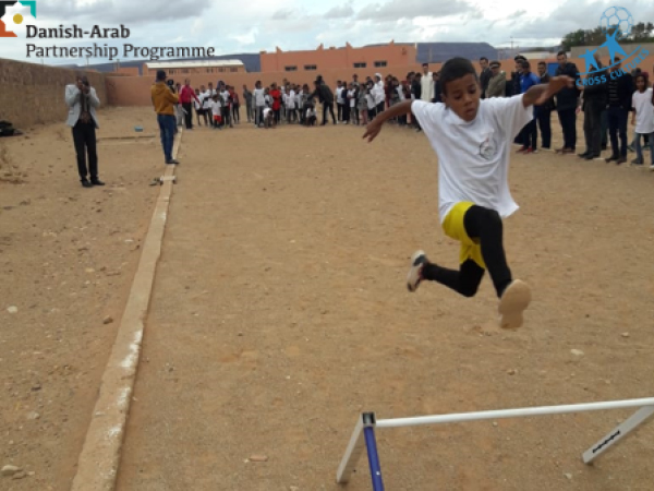 Read more about the article Sports day in the local prison of Bouizakarne