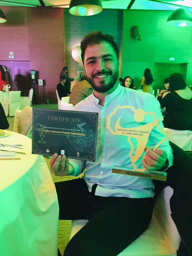Read more about the article Cross Cultures recieves award for education programme