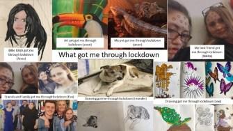What got me through lockdown