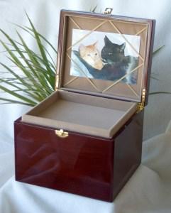 High Gloss Memory Box