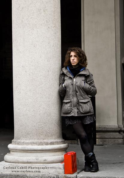 Leonara, Milan, Italy, March 2, 2011