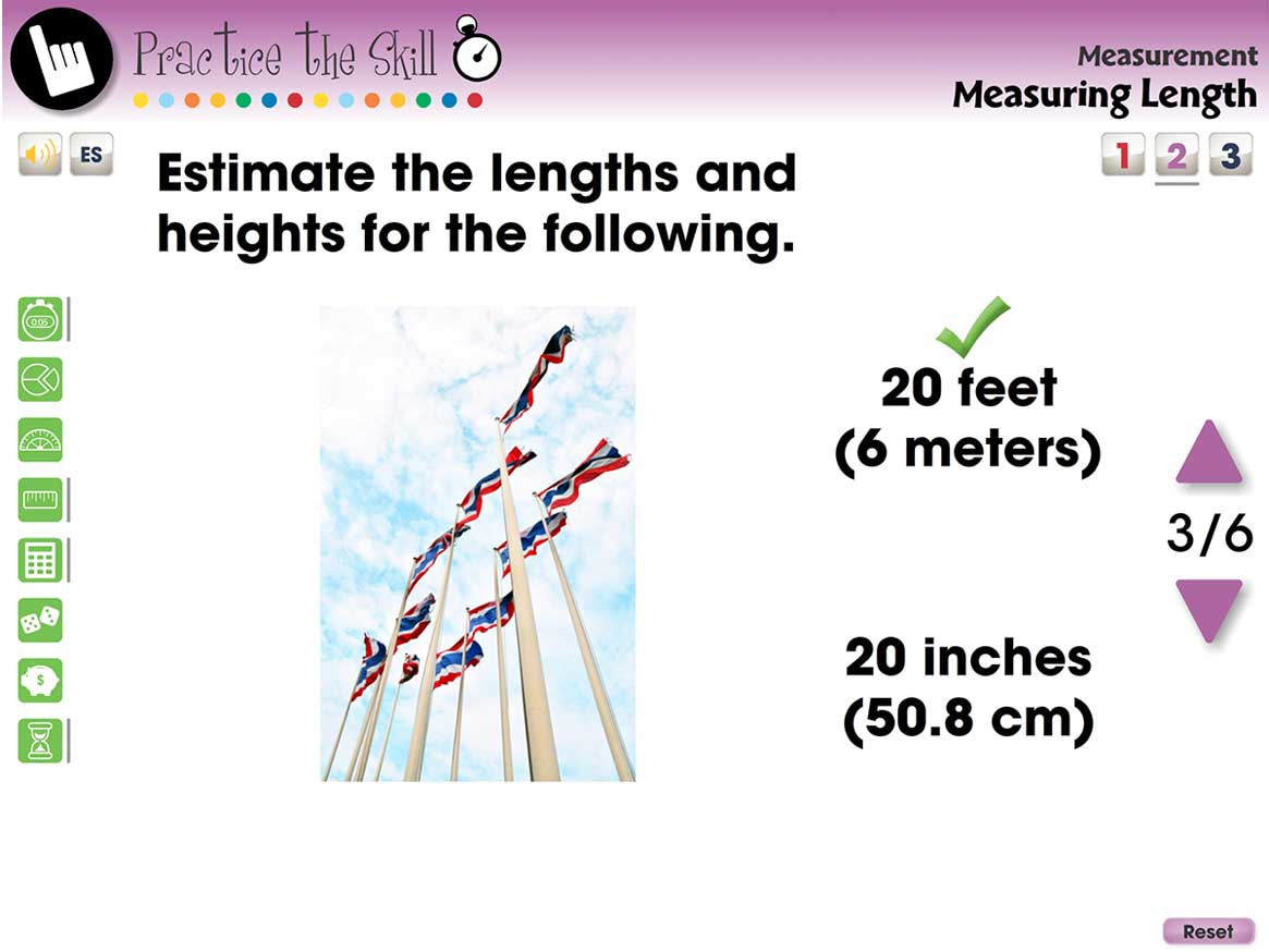 Measurement Measuring Length