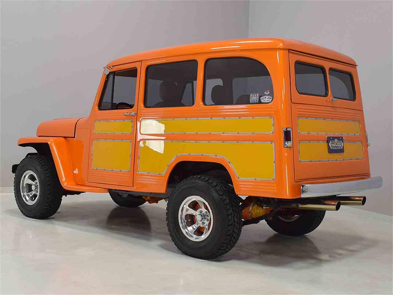 1954 Willys Utility Wagon For Sale CC