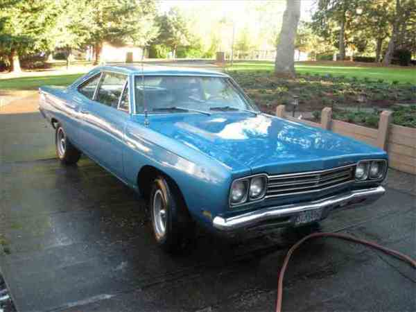 1969 Plymouth Road Runner for Sale on ClassicCars.com - 47 ...