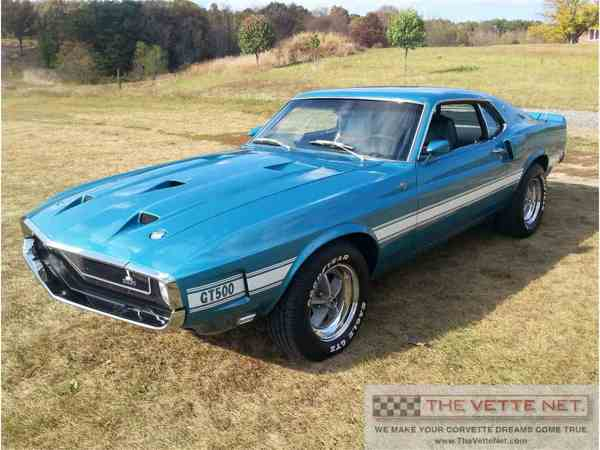 1969 Ford Shelby GT500 Ram AIr Mustang for Sale