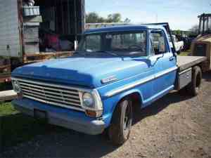 1968 Ford F250 for Sale | ClassicCars | CC889143