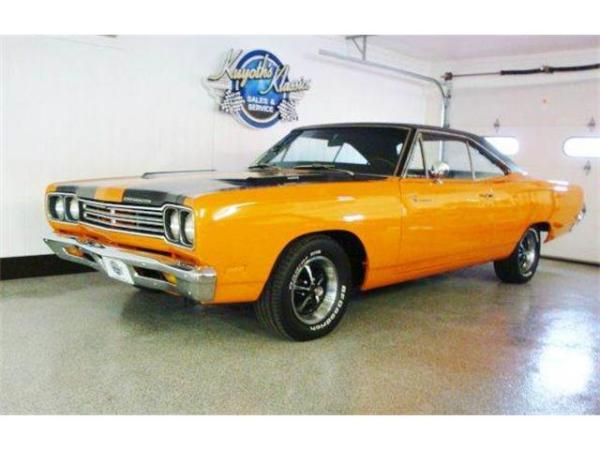 1969 Plymouth Road Runner For Sale on ClassicCars.com - 55 ...
