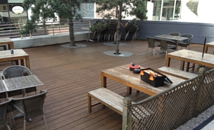 Decking cleaning in Liverpool from CCPW