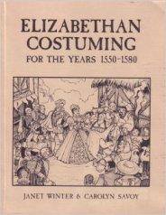 Elizabeth Costuming Book