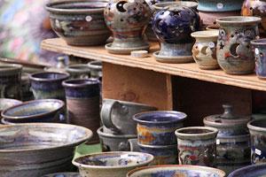 Crafts at the Central Coast Renaissance Festival